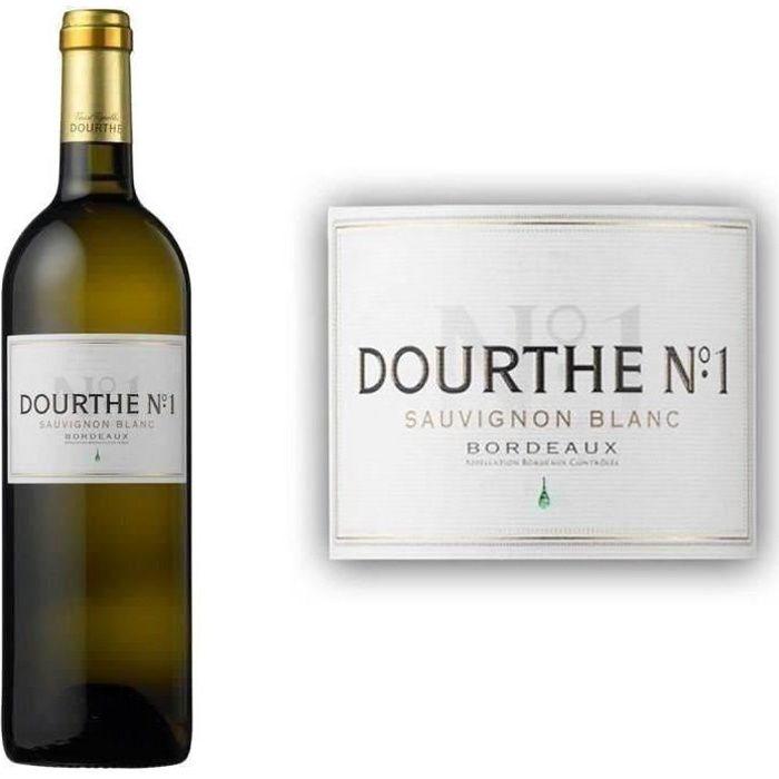 Dourthe N°1 Blanc Bordeaux - Vin blanc de Bordeaux