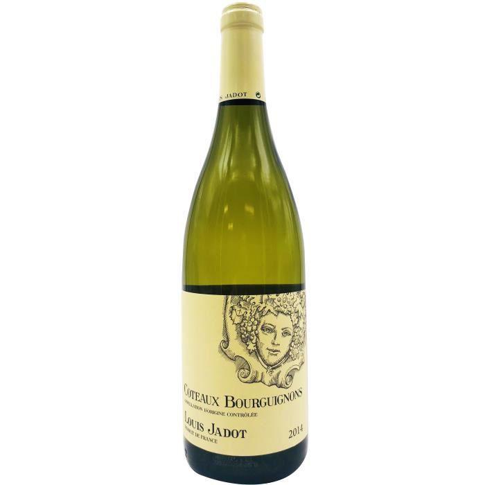 Domaine Louis Jadot 2014 Côteaux Bourguignons - Vin blanc de Bourgogne