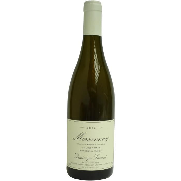 Dominique Laurent 2014 Marsannay - Vin blanc du Bourgogne