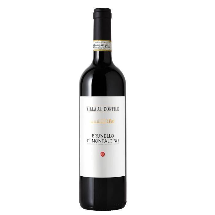 Villa Al Cortile PICCINI 2014 Brunello di Montalcino - Vin rouge d'Italie