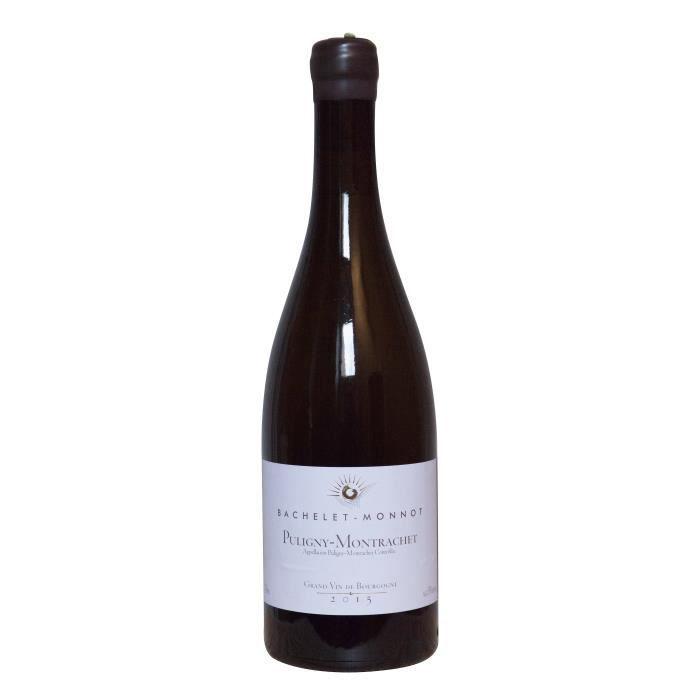 Bachelet-Monnot 2015 Puligny-Montrachet - Vin blanc de Bourgogne