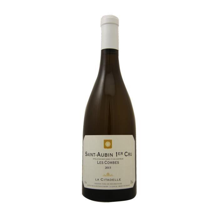 La Citadelle 2016 Saint Aubin - Vin blanc de Bourgogne