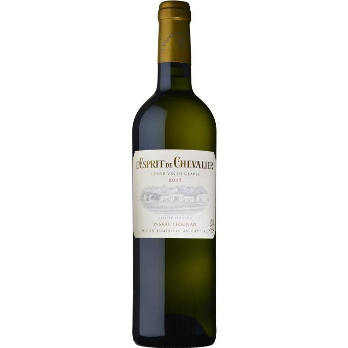 L'Esprit de Chevalier 2015 Pessac-Léognan - Vin blanc de Graves