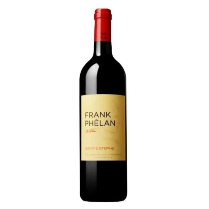 Frank Phelan 2016 Saint Estèphe - Vin rouge de Bordeaux