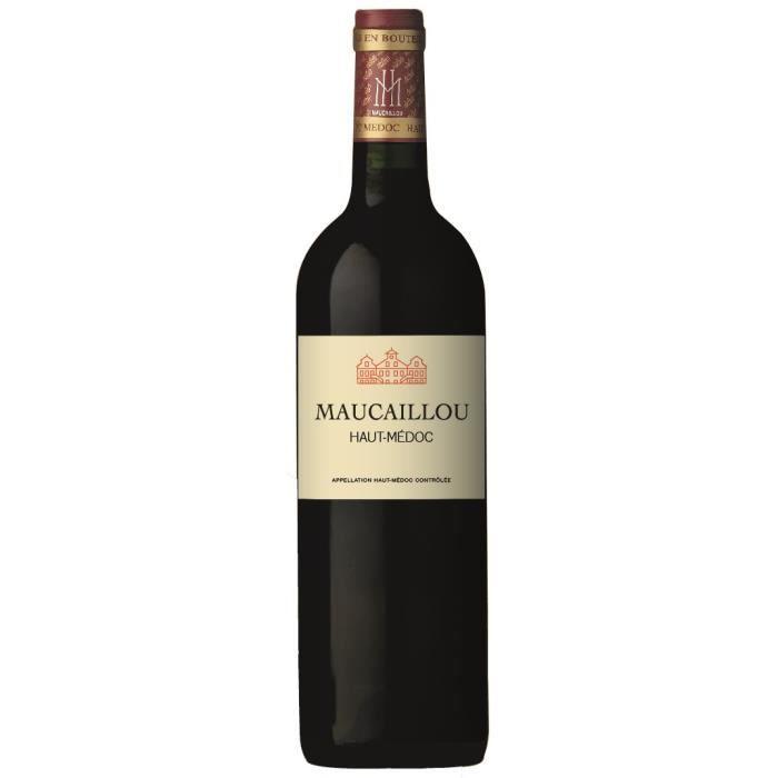 Le Haut-Médoc de Maucaillou 2015 Haut-Médoc - Vin Rouge - 75 cl