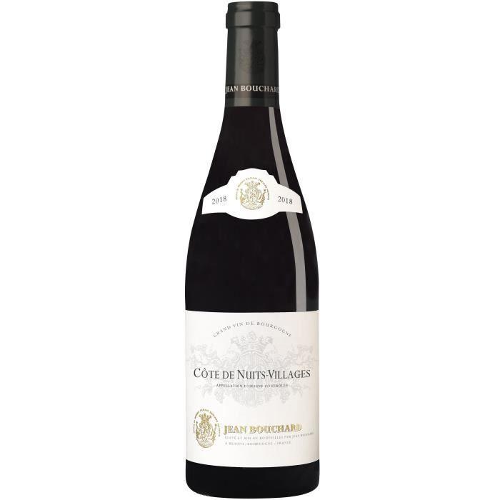 JEAN BOUCHARD 2015 Côte de Nuits-Villages - Vin rouge de Bourgogne