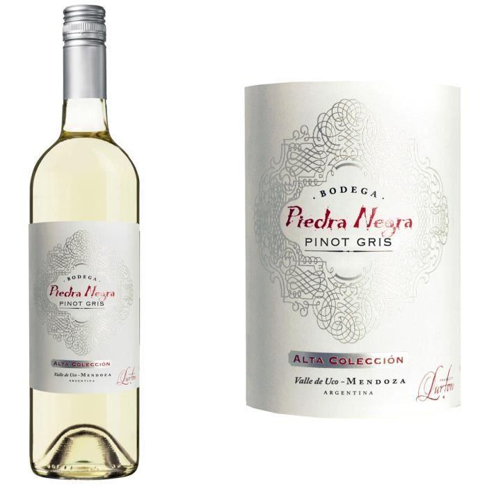 Bodega Piedra Negra Pinot Gris- Vin blanc x1