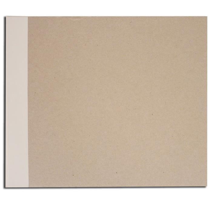 TOGA Album à décorer - 15x15 cm