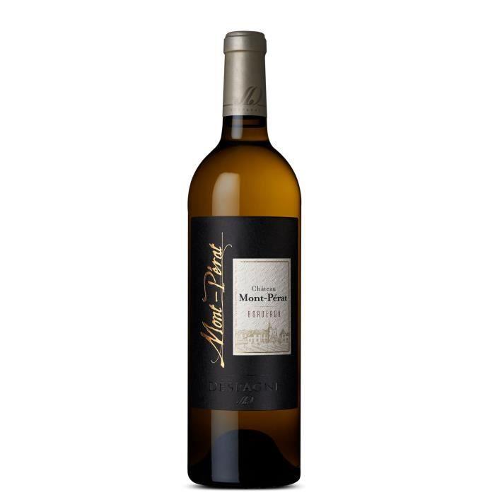 Château Mont Pérat 2016 Bordeaux Supérieur - Vin blanc de Bordeaux
