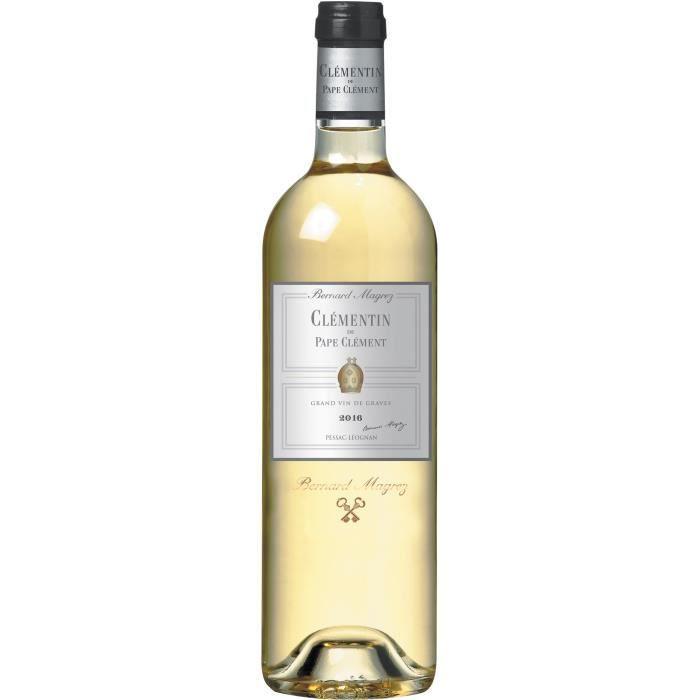 Clémentin de Pape Clément 2016 Pessac-Léognan - Vin blanc de Bordeaux