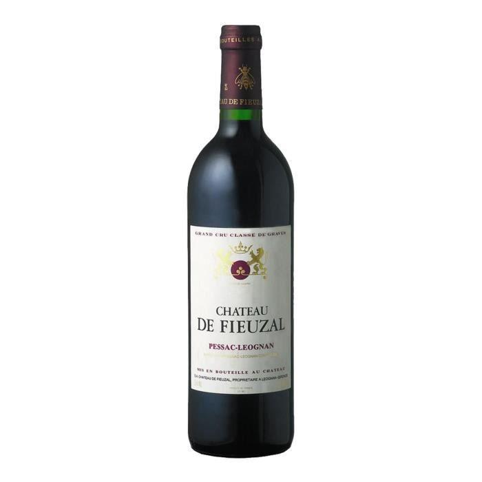 Château de Fieuzal 2016 Pessac-Léognan - Vin rouge de Bordeaux