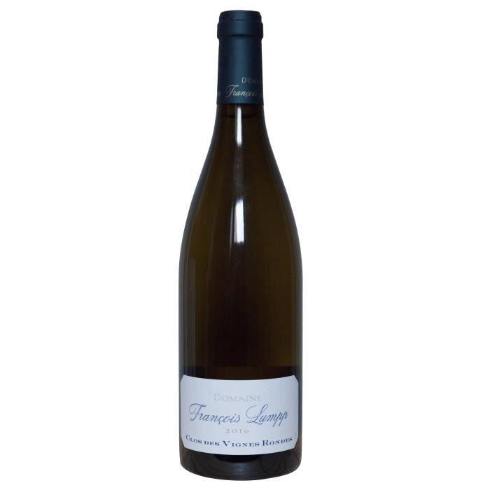 Domaine François Lumpp 2016 Givry Clos des Vignes Rondes - Vin blanc de Bourgogne