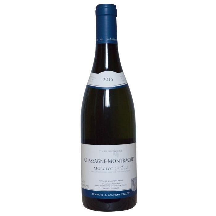 Fernand & Laurent Pillot Chassagne-Montrachet Premier Cru Morgeot - Vin blanc de Bourgogne