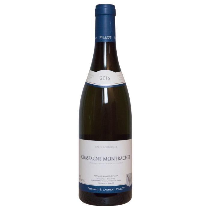 Fernand & Laurent Pillot 2016 Chassagne-Montrachet - Vin blanc de Bourgogne