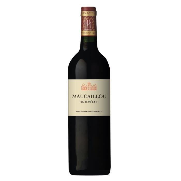Le Haut-Médoc de Maucaillou 2016 Haut-Médoc - Vin Rouge - 75 cl