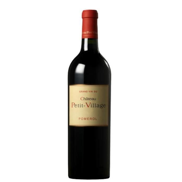 Château PETIT-VILLAGE 2016 Pomerol - Vin Rouge du Bordelais