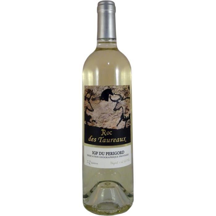 Roc des Taureaux 2016 Vin du Périgord - Vin blanc du Sud-Ouest