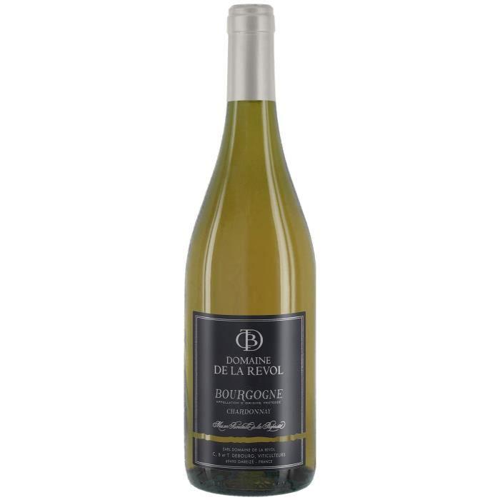 Domaine de la Revol 2016 Bourgogne - Vin blanc de Bourgogne