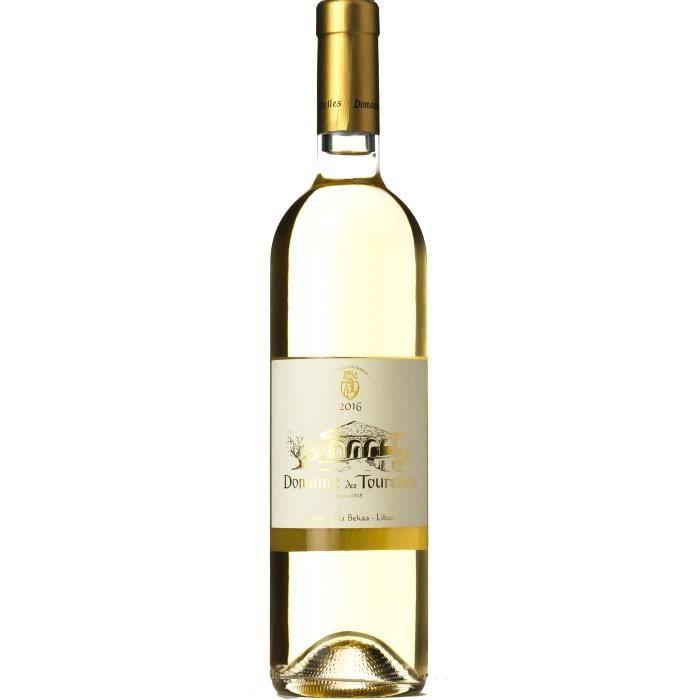 Domaine des Tourelles 2016 Vallée de Bekka Muscat d'Alexandrie - Vin blanc du Liban