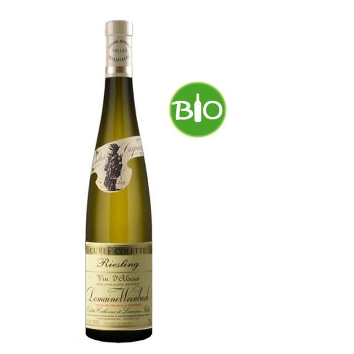 Domaine de Weinbach 2016 Riesling - Vin blanc d'Alsace