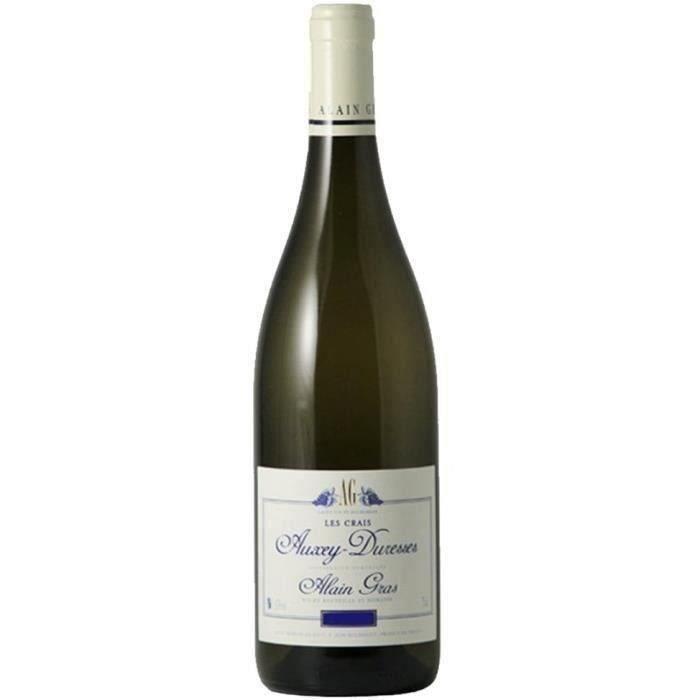 Domaine Alain Gras 2017 Auxey-Duresses - Vin blanc de Bourgogne