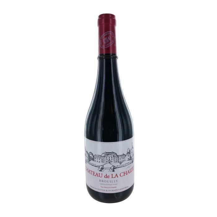 Château de la Chaize 2017 Brouilly - Vin rouge du Beaujolais