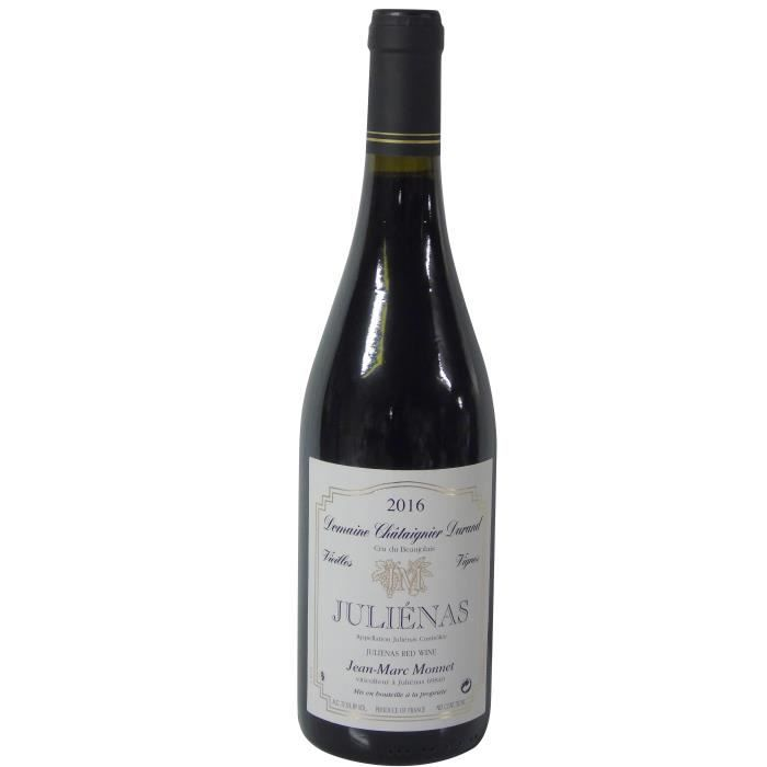 Domaine Châtaignier Durand Juliénas - Vin Rouge du Beaujolais