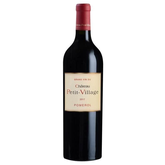 Château Petit Village 2017 Pomerol - Vin rouge de Bordeaux