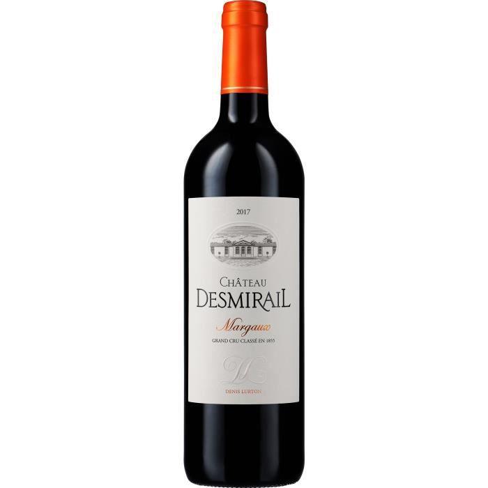 Château Desmirail 2017 Margaux - Vin rouge de Bordeaux