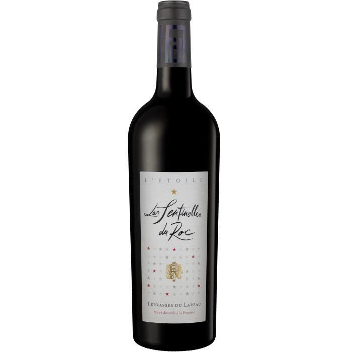 Les Sentinelles du Roc Etoile 2017 Terrasses du Larzac - Vin rouge de Languedoc