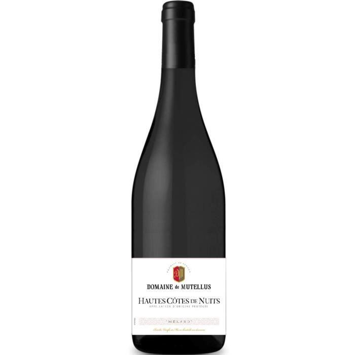 Domaine de Mutellus 2017 Hautes Côtes de Nuits - Vin rouge de Bourgogne