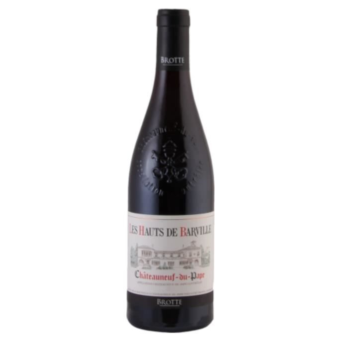 Les Hauts de Barville 2017 Châteauneuf-du-Pape - Vin blanc de la Vallée du Rhône
