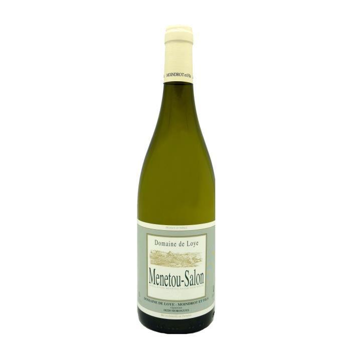 Domaine de Loye 2017 Menetou-Salon - Vin blanc de la Val de Loire