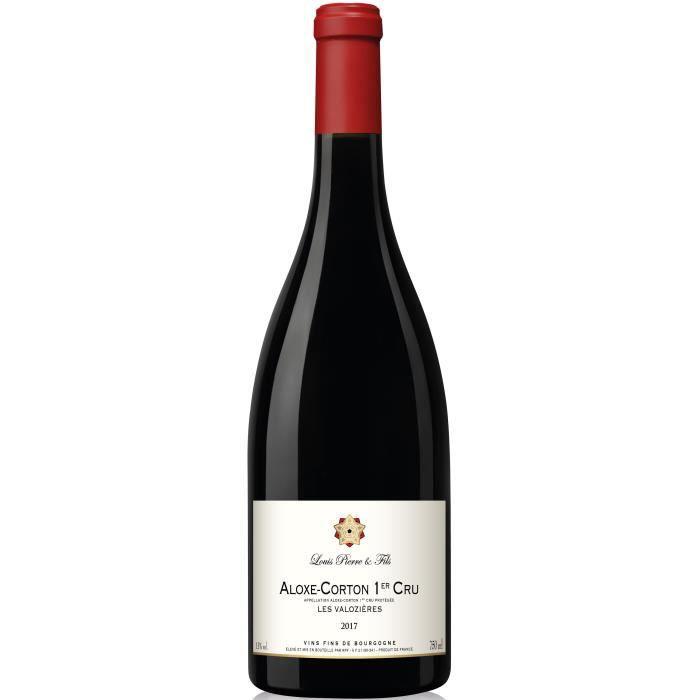 Louis Pierre & Fils 2017 Aloxe-corton 1er Cru - Vin rouge de Bourgogne