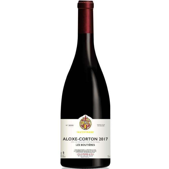 Louis Pierre & Fils Les Boutières 2017 Aloxe-corton - Vin rouge de Bourgogne