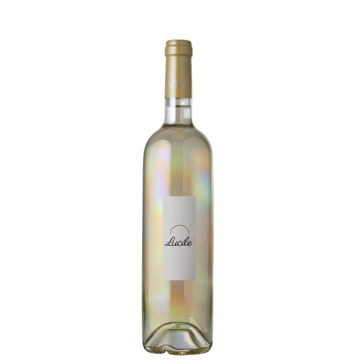Vignerons du Mont Ventoux Lucile 2019 Ventoux - Vin Blanc de la Vallée du Rhône