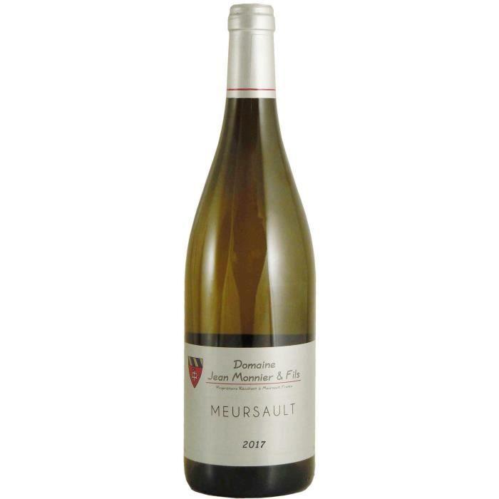 Domaine Jean Monnier et Fils 2017 Meursault La Barre - Vin blanc de Bourgogne