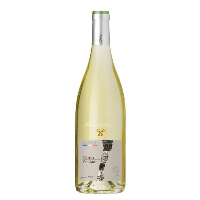 Pierres Fendues 2017 Pays D'oc - Vin Blanc de Languedoc-Roussillon