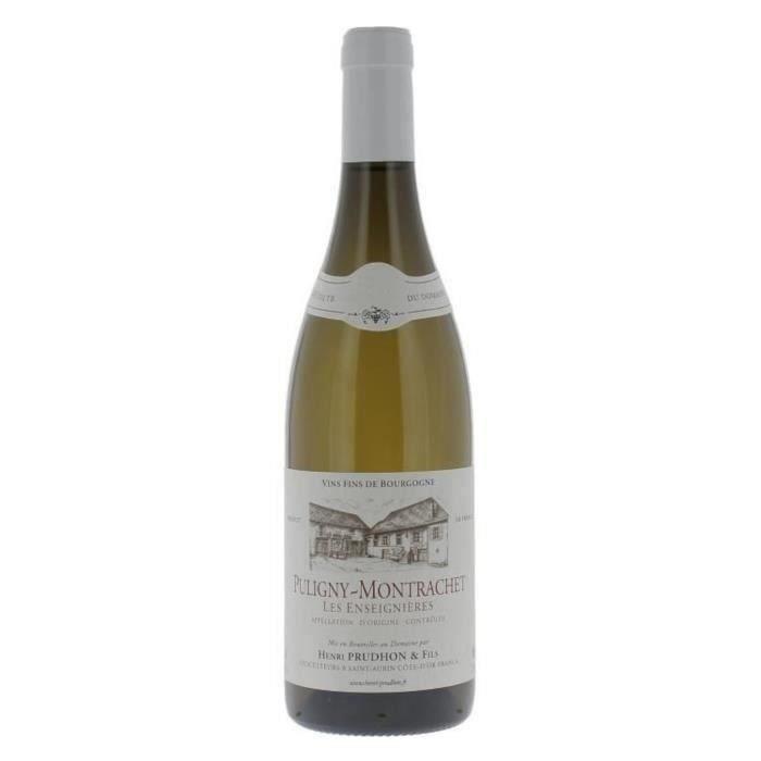 Domaine Prudhon 2017 Puligny-Montrachet Les Enseignières - Grand de Vin Bourgogne - Blanc