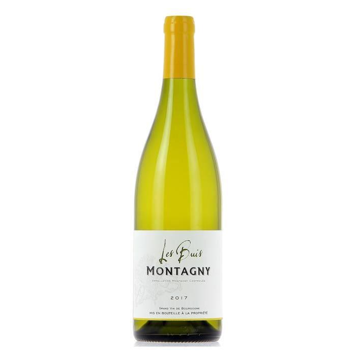 Les Buis 2018 Montagny - Vin blanc de Bourgogne