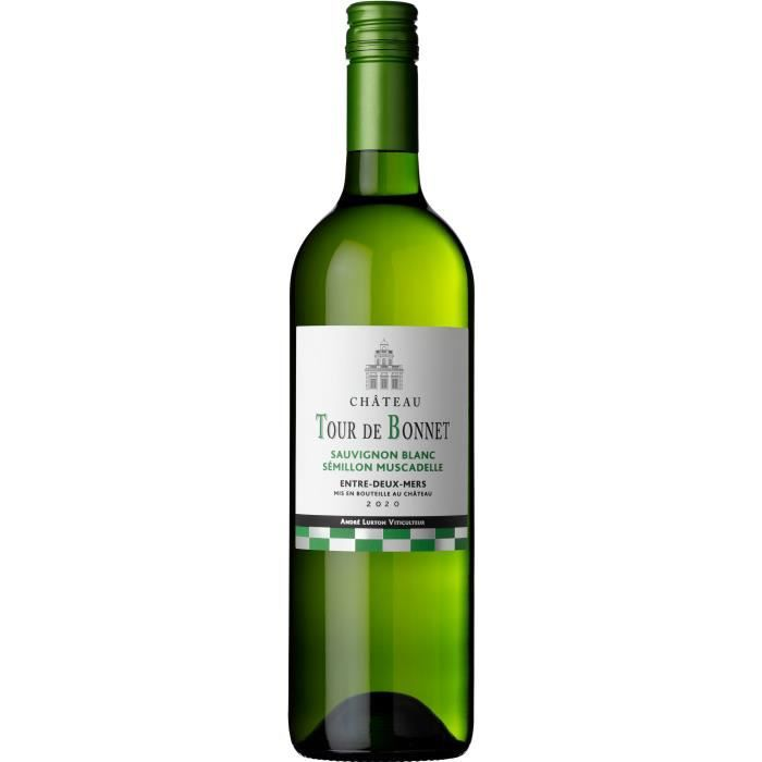 Château Tour de Bonnet 2019 Entre-deux-mers - Vin Blanc de Bordeaux