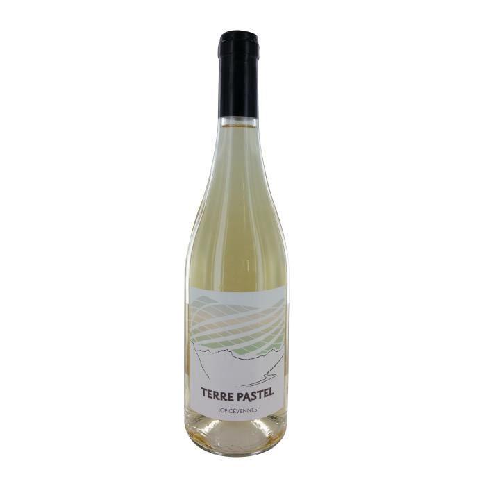 Terre Pastel 2017 Cévennes Vin Blanc du Languedoc-Roussillon