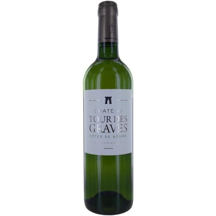 Château Tour des Graves 2017 Côtes de Bourg - Vin Blanc de Bordeaux