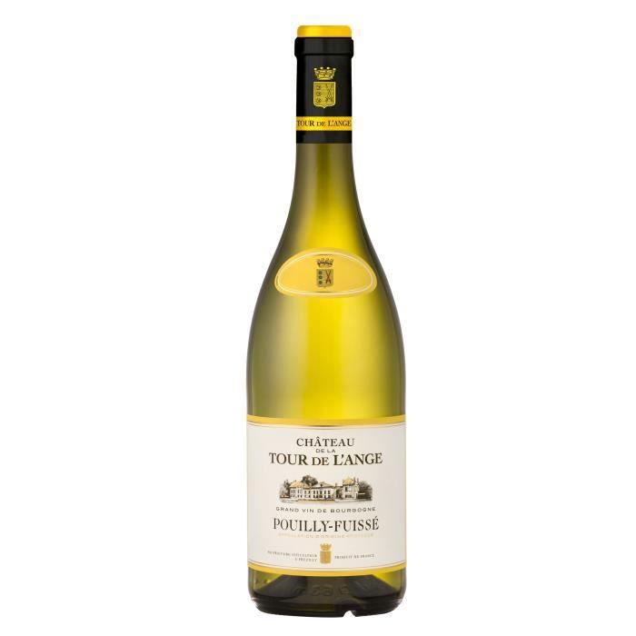 La Tour de l'Ange 2017 Pouilly Fuissé - Vin blanc de Bourgogne