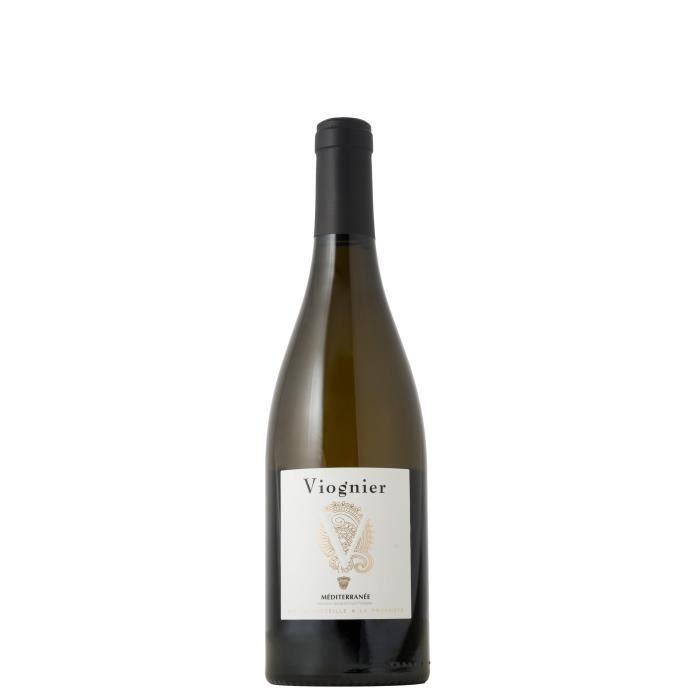Vignerons du Mont Ventoux Viognier 2019 Ventoux - Vin Blanc de la Vallée du Rhône
