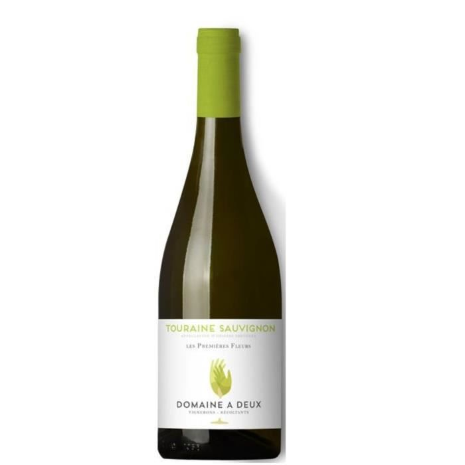 Les Premières Fleurs Touraine Sauvignon - Vin Blanc de Loire