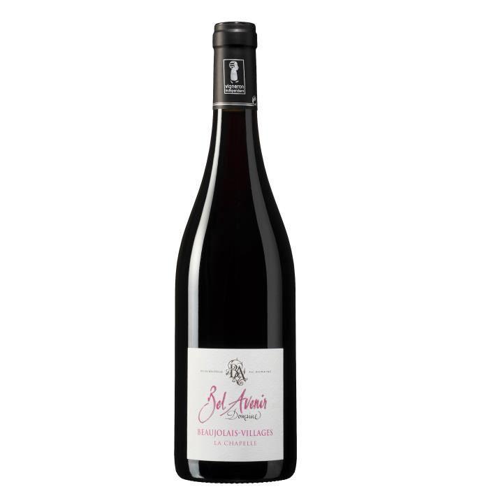 Domaine Bel Avenir -La Chapelle- 2020 Beaujolais Villages - Vin rouge du Beaujolais
