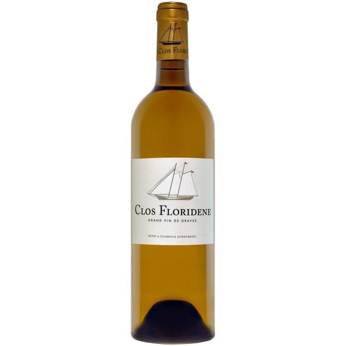 Clos Floridène 2018 Graves - Vin blanc de Bordeaux