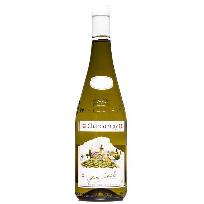 Maison Cavaillé 2018 Savoie Chardonnay Village - Vin Blanc de Savoie