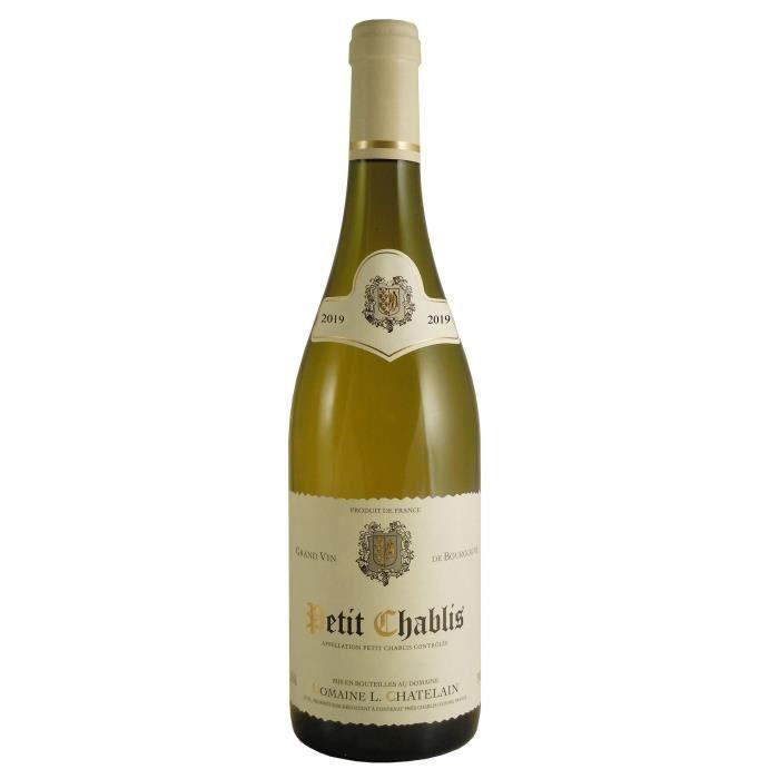 Domaine Chatelain 2018 Petit Chablis - Vin Blanc de Bourgogne